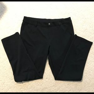 Columbia black slacks - EUC